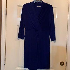 Eliza J Royal Blue Dress
